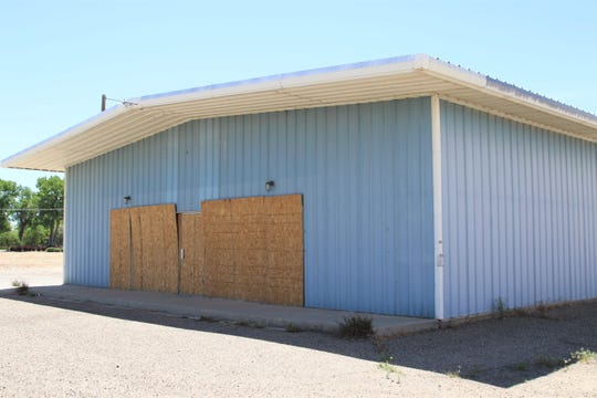 This vacant warehouse at 109 E. Pinon St. in Farmington will house two businesses engaged in the outdoor recreation industry.