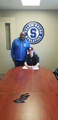 Salem's Jacob Nastally is headed to Lourdes University for baseball.