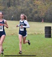 Cassie McDougall will run at University of Michigan Dearborn next fall.