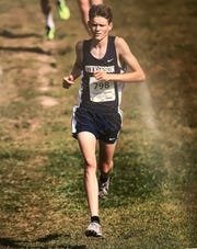 Colin Sheahan will run for Wayne State in the fall.