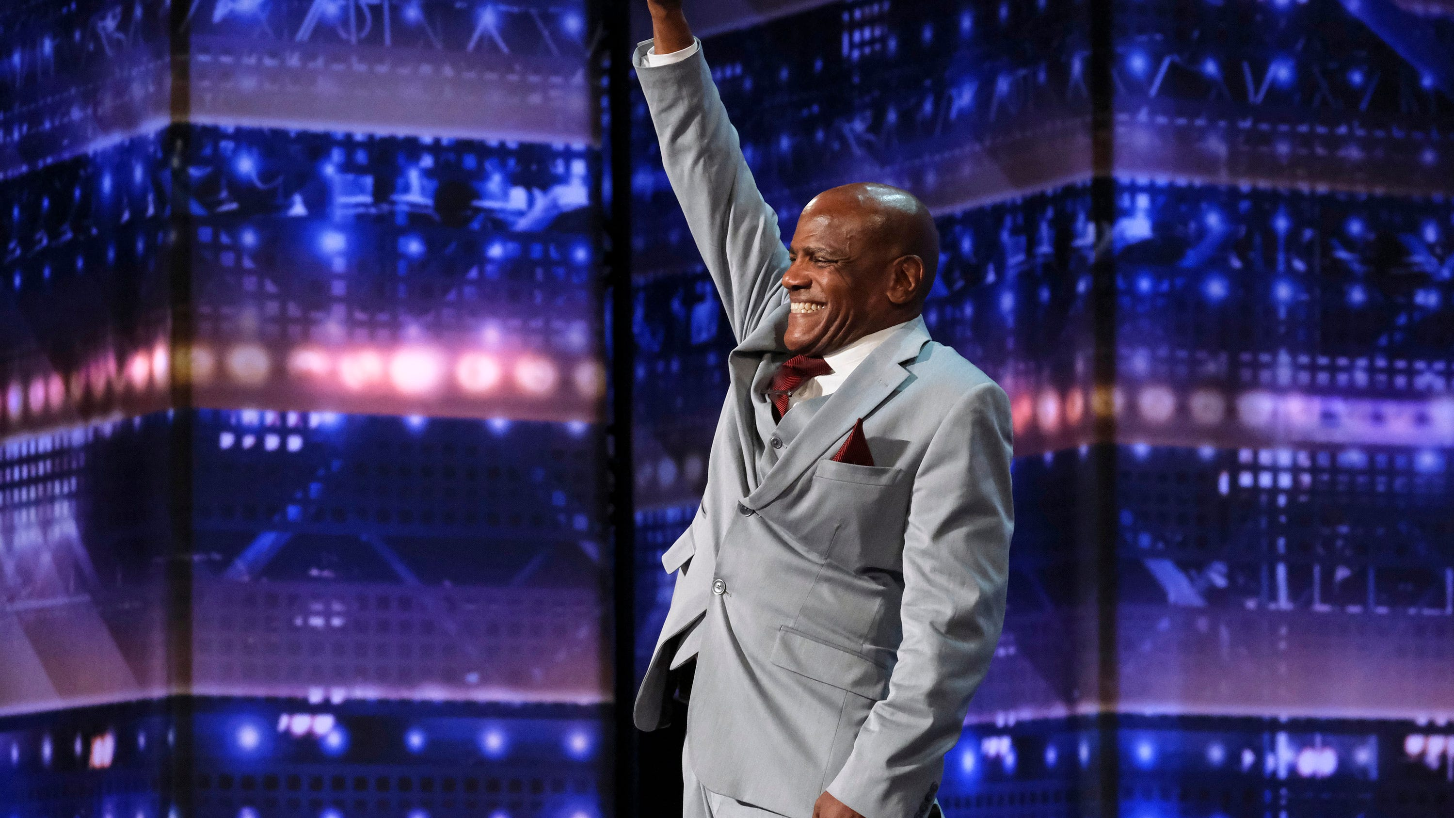 America S Got Talent Archie Williams Sings After Wrongful Conviction