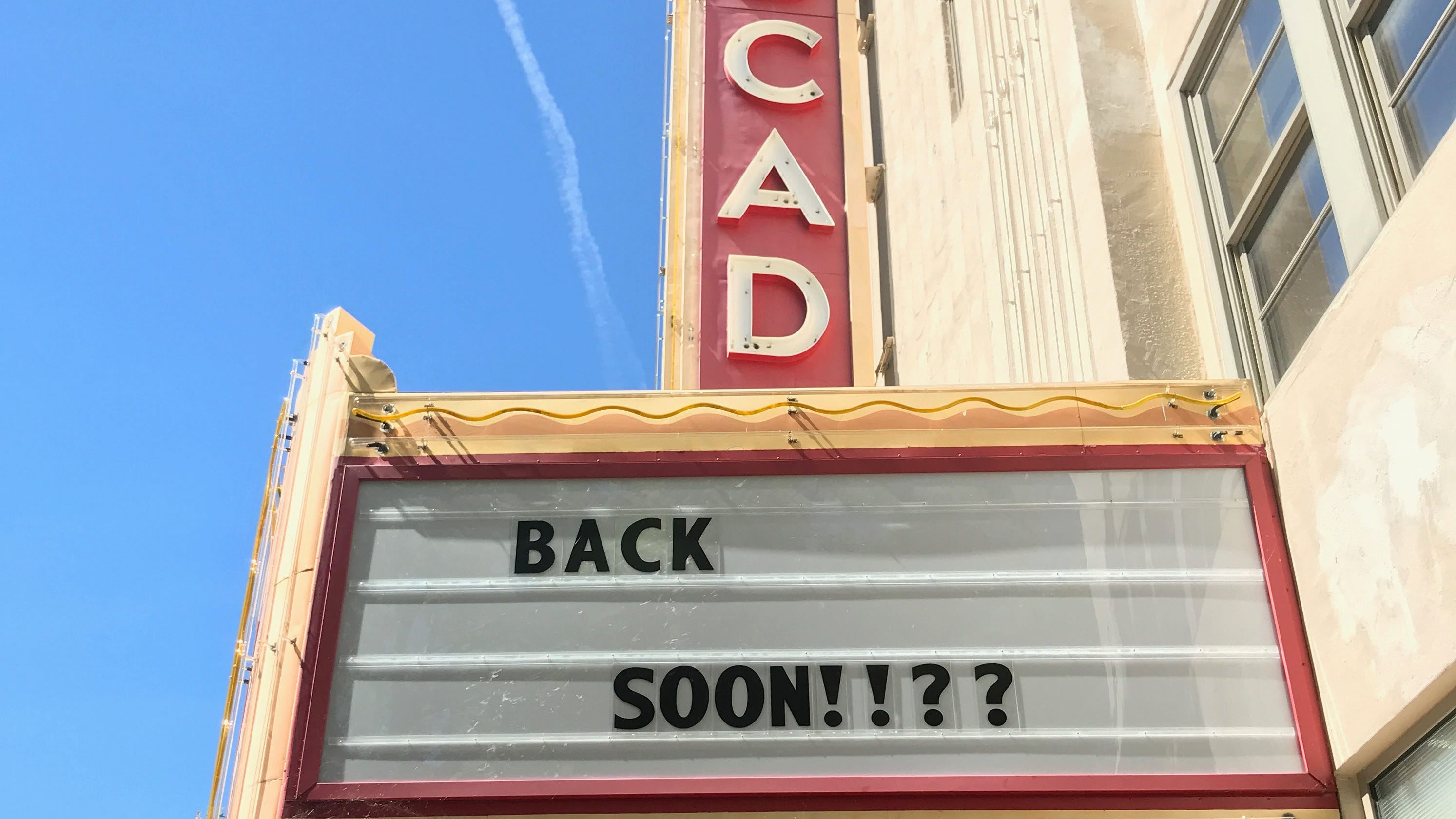 Cascade, Civic, other live venues wait for comeback from COVID-19: 'If there are spikes, the whole dynamic changes'