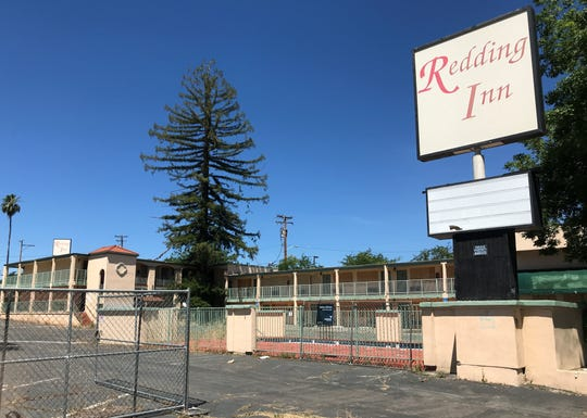The former Redding Inn has sold to a Bay Area development group. The motel closed four years ago.