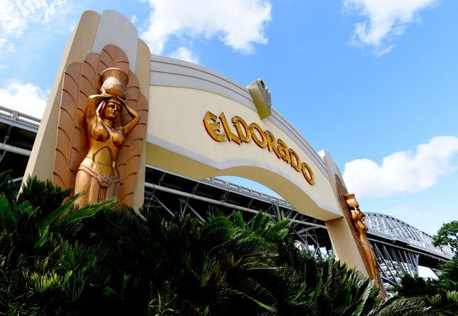 Eldorado Resort Casino in downtown Shreveport