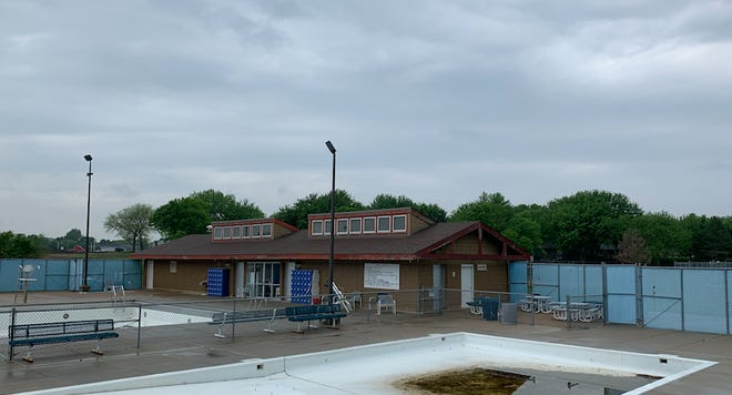 The Brandon swimming pool is closed for 2020 but improvements will greet residents next spring.