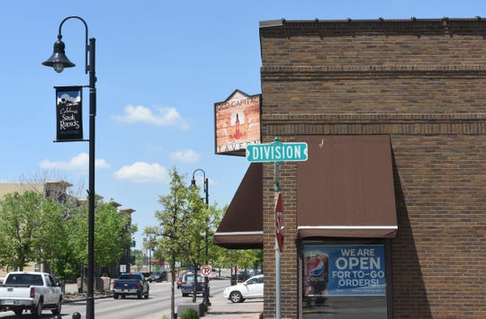 Old Capital Tavern is pictured Wednesday, May 27, 2020, in Sauk Rapids.