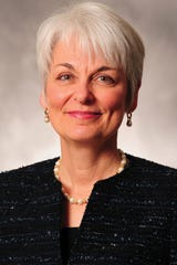 Laurie Hamen will become interim president of the College of St. Benedict on July 1.