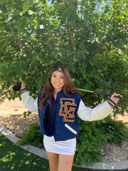 Eastwood golfer Andrea Imai was one of the top golfers in El Paso this past season.