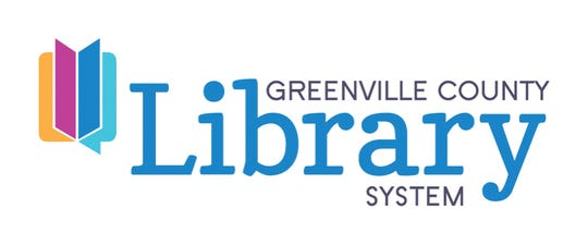 Greenville County Library System logo