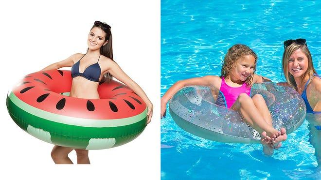 Splish, splash, savings thanks to this Zulily sale on pool floats.
