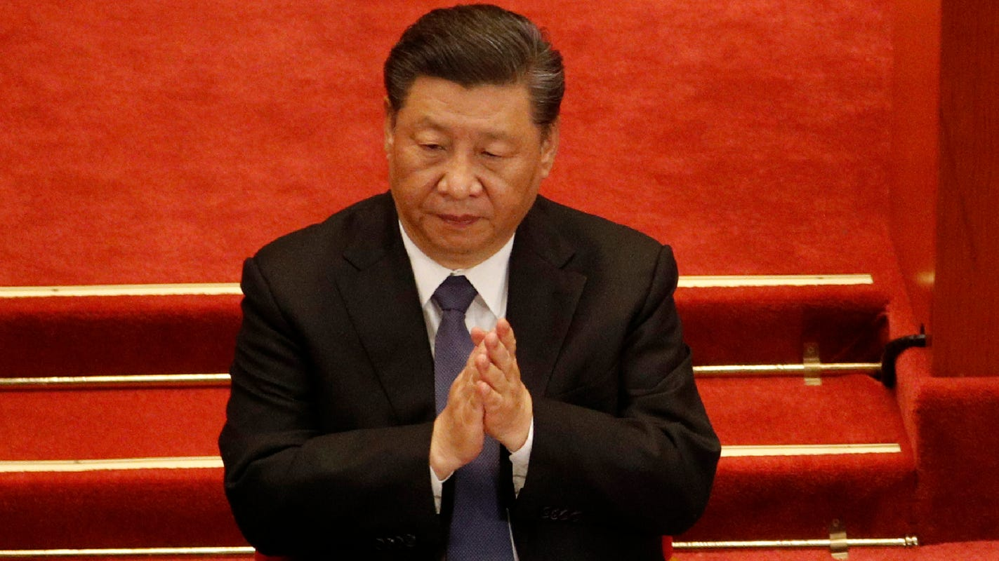 Pompeo declares Hong Kong no longer autonomous from China in a move that...