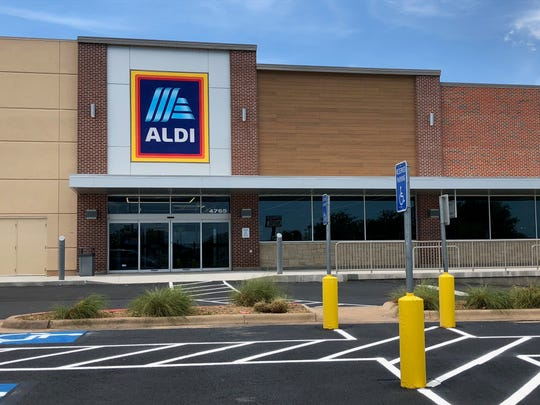 A new Aldi grocery store is set to open in July in Abilene at 4765 Southwest Drive.