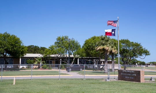 Corpus Christi State-Supported Living Center located in the 900 block of Airport Road.