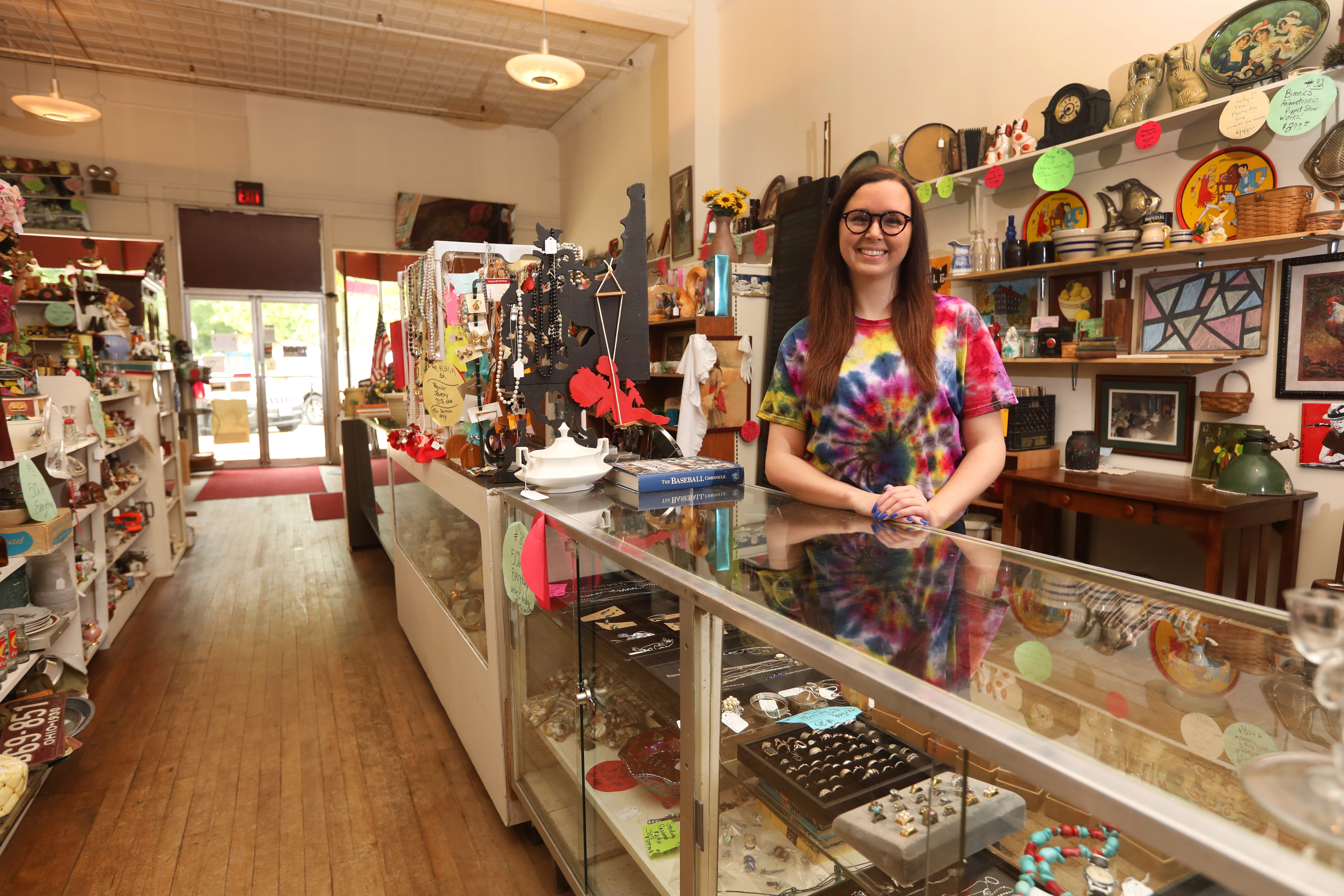 Katie Williard Loves The Stories Behind Antiques