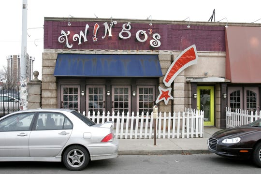 A Detroit News file photo of Twingo's in 2006.