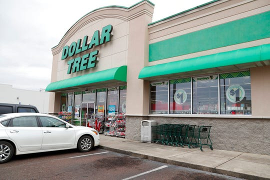 On Thursday, Dollar Tree reported sales actually increased in the most recent quarter and the retail chain beat almost all expectations for sales as well.