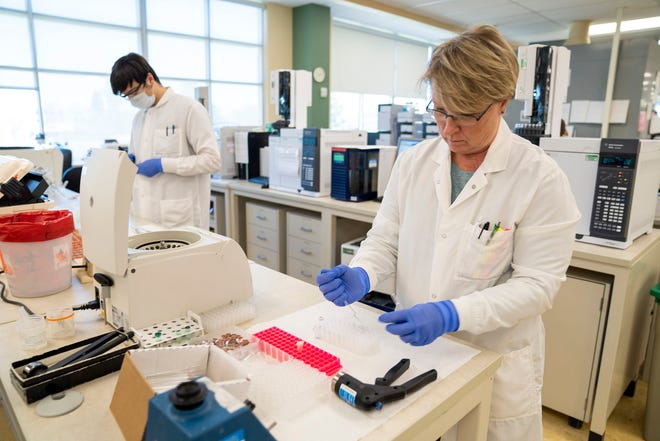 UCHealth labs are now doing both COVID-19 tests and antibody tests for members of the public.