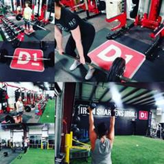 A new training facility, D1 Training, owned by husband-and-wife team Michael and Amy Rozier, specializes in personal and team coaching. It will open June 1 in Hattiesburg, Miss.