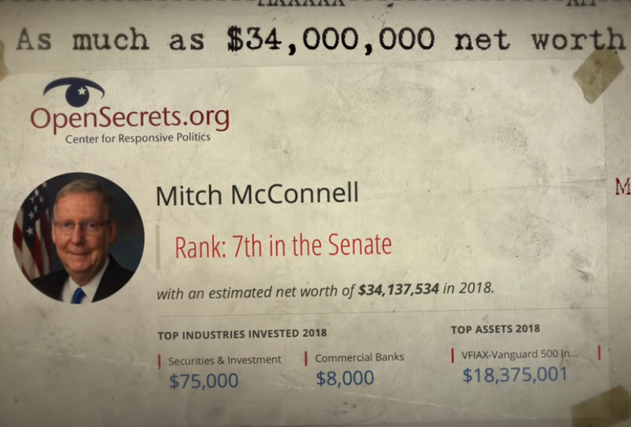 The Lincoln Project targets Mitch McConnell in Kentucky...