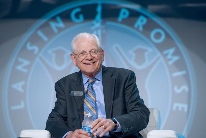 Jack Davis, a beloved Lansing legend, died Thursday at the age of 81.