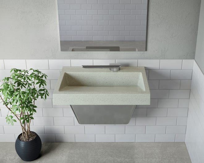 Sinks in public restrooms may be becoming hands-free, according to Menomonee Falls Bradley Corporation, a global manufacturer of restaurant equipment.
