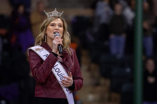 Miss Louisiana 2019 Meagan Crews had an active reign before the state shutdown to reduce the spread of COVID-19 in March. She's moving to Kentucky to continue her education but said being part of the Miss Louisiana Organization gave her the skills she needs to build success.