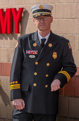 The City of La Vergne has hired Ronny Beasley to serve the city as Fire Chief. Beasley's tentative start date is June 29.