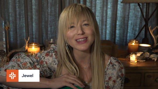 """Jewel appears on """"With Gratitude: A Virtual Concert Honoring HCA Healthcare Colleagues."""""""