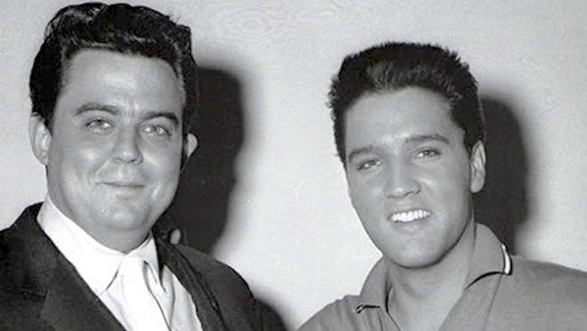 From Elvis In Nashville Takes Listeners Inside Marathon Presley Sessions