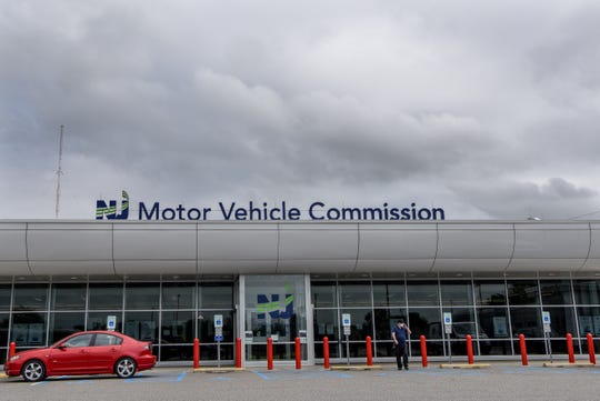 The New Jersey Motor Vehicle Commission has been closed since March due to the COVID-19 pandemic. The empty NJMVC in Lodi on Thursday May 28, 2020.
