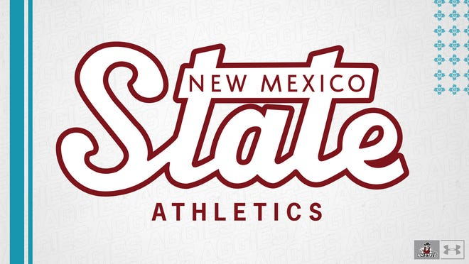 New Mexico State unveiled a new secondary logo on Thursday, May 28.
