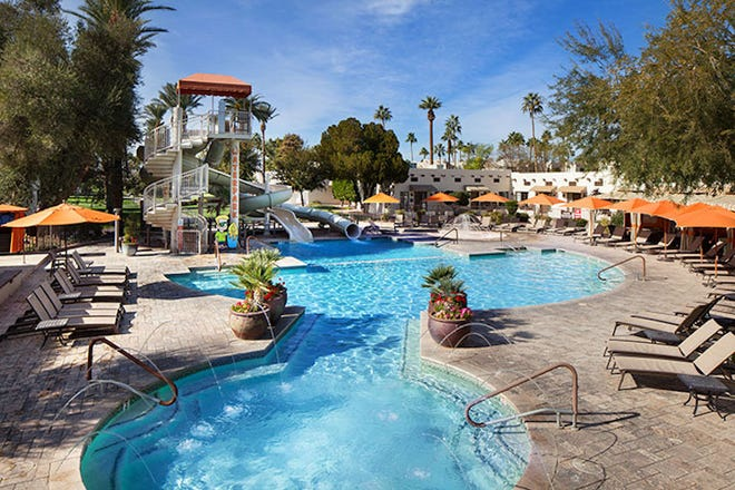 The Wigwam invites families for a luxurious respite that's cool enough for the kids and lavish enough for parents. The resort offers poolside fun and games all summer long— full of entertaining activities.