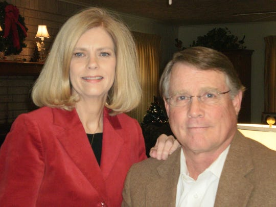 Longtime educator Patsy Hall and her husband Dr. Grant Hall retired to Richland Springs where Patsy, a Richland Springs native, decided to continue teaching. She has been teaching at Richland Springs and leading its theater program for 12 years.