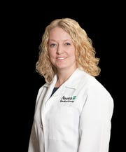 Leah Prestbo, a 38-year-old family physician with Avera Health in Sioux Falls tested positive for the coronavirus in April.