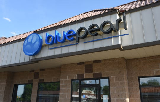 BluePearl Pet Hospital is pictured Wednesday, May 27, 2020, in St. Cloud.