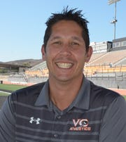 Ventura College has hired former baseball coach Jimmy Walker as its athletic director.