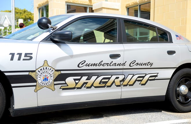 During the COVID-19 pandemic, Cumberland County Sheriff Robert A. Austino and the Special Services Division of the Sheriff's Office are assisting seniors.