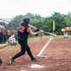 White Plains' Sarah DiSanto takes a swing. The Tigers were Section 1 Class AA runner-ups last season.