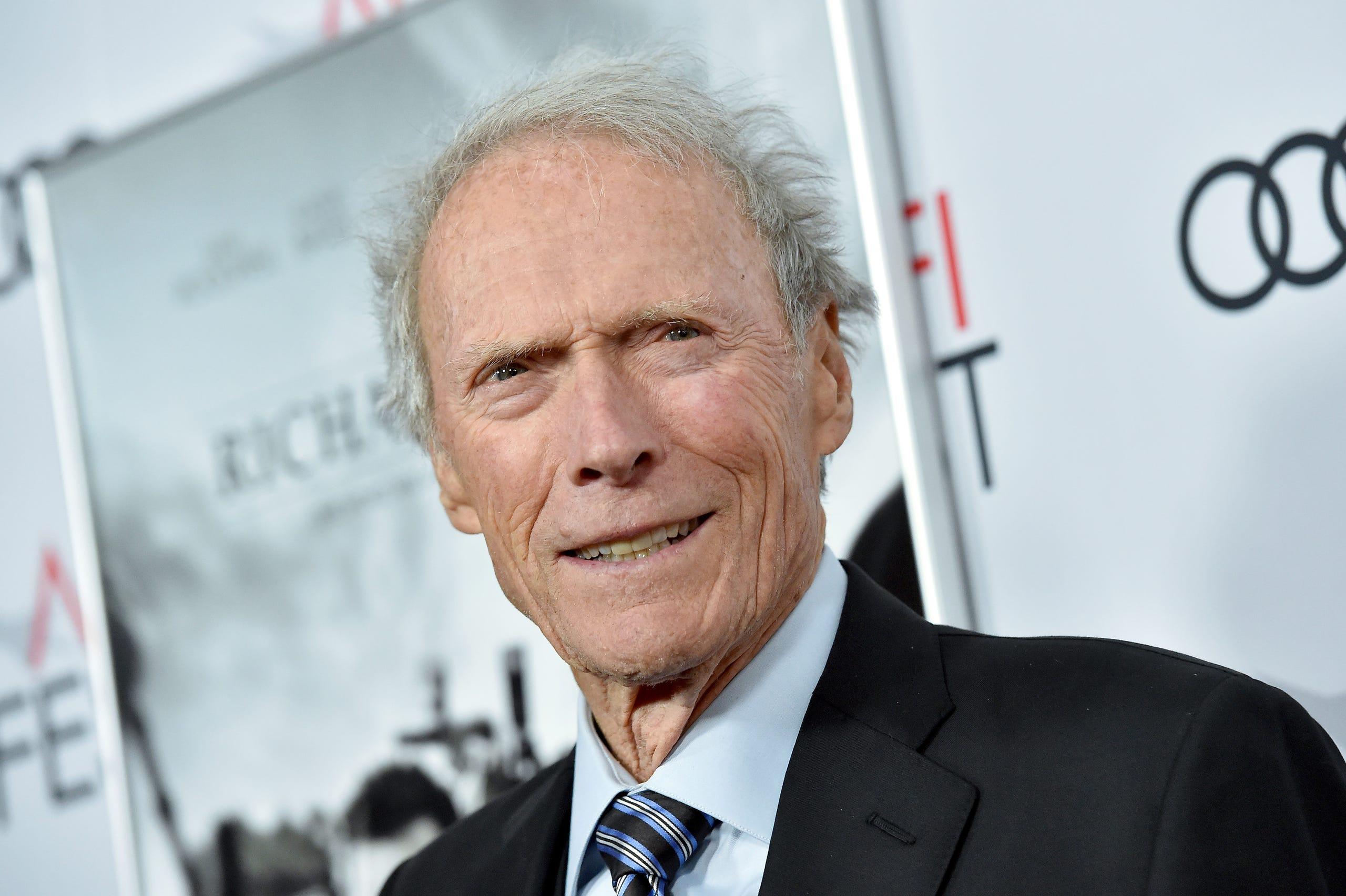 Clint Eastwood turns 90: His life and career in photos