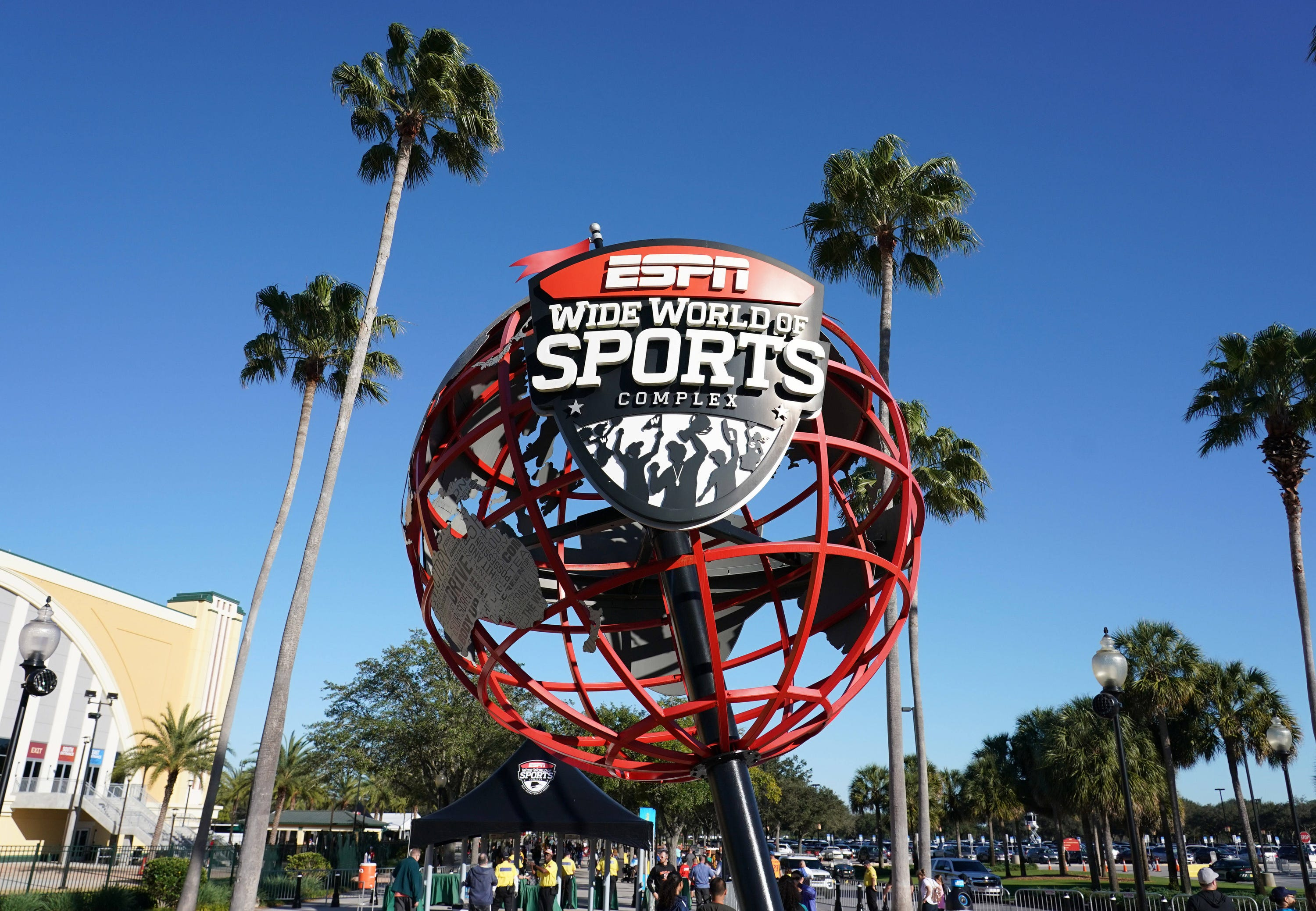 Coronavirus How Nba Can Play Out Season At Disney Sports Complex