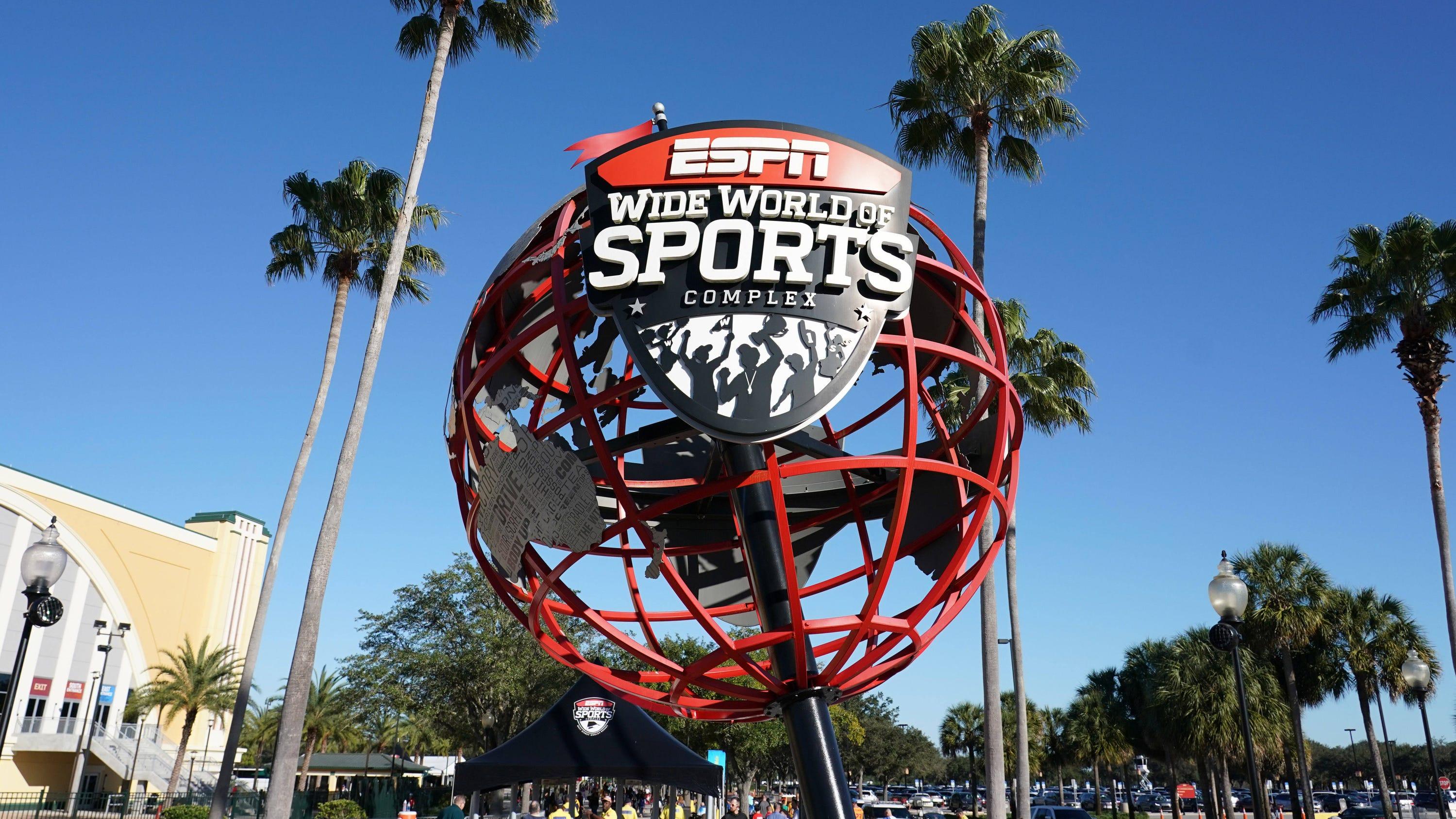 Coronavirus How Nba Can Play Out Season At Disney Sports Complex