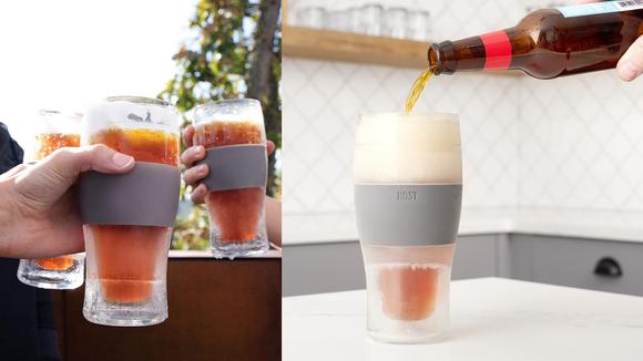 Host Freeze Beer Glass
