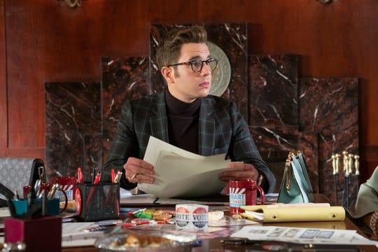"Ben Platt stars as Payton Hobart in ""The Politician."""