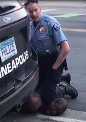 Derek Chauvin, agente de la policía de Minneapolis.