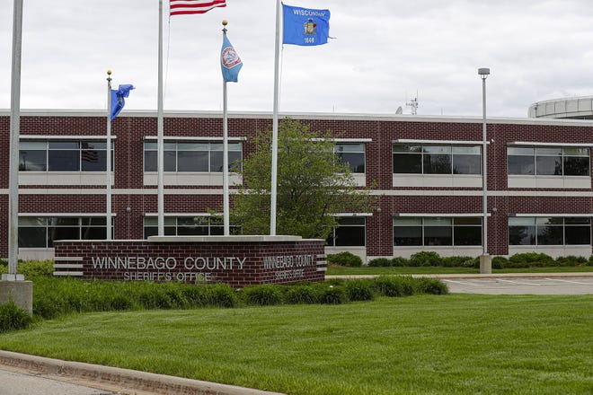 The Winnebago County Sheriff's Office on Friday.