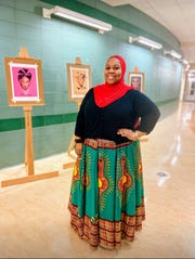 Fatimah Shakir is a family and operations coordinator at Creative Arts Morgan Village Academy in Camden.