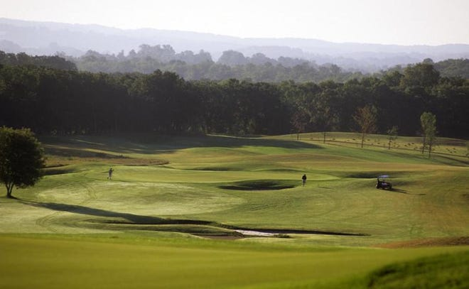 The Wildflower at Fair Hills Resort was designed by former PGA Tour player and Minnesota native Joel Goldstrand.