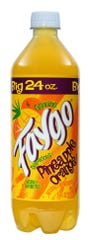 Pineapple Orange Faygo returns to store shelves in Michigan, across the Midwest and East Coast.