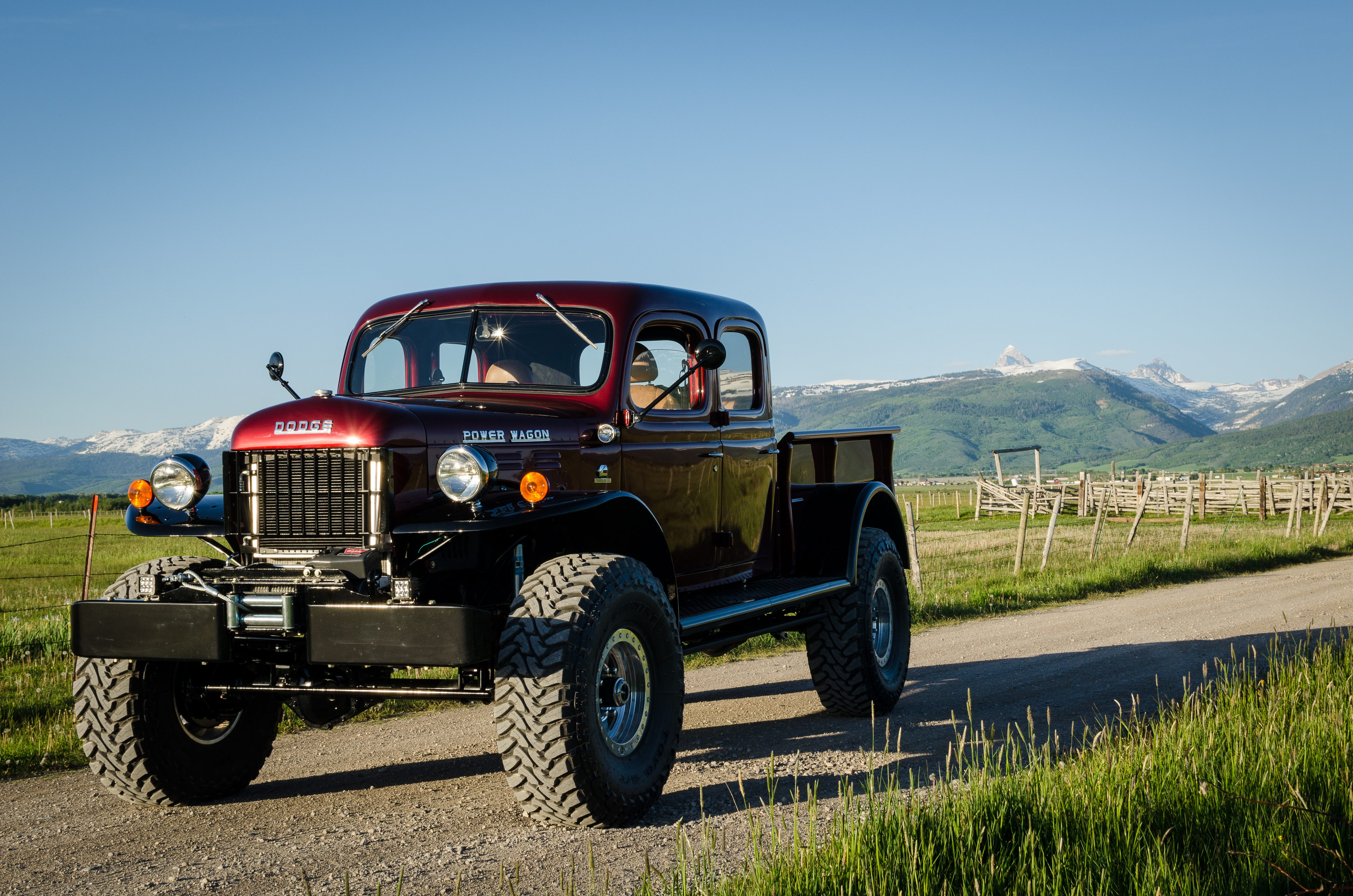 This 350 000 1949 Power Wagon Is The Ultimate Status Pickup