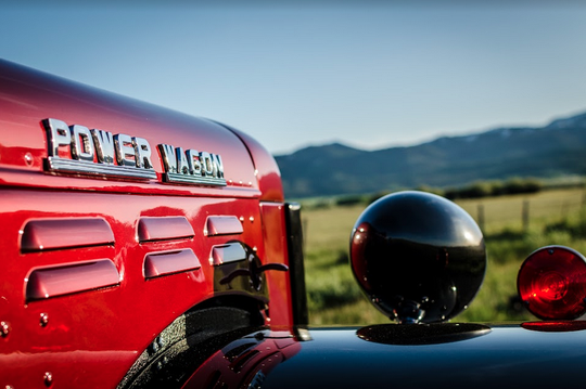 The Legacy Power Wagon Conversion is hand-built from an original chassis and offers  modern features like a Cummins diesel or Chevy V8 and luxurious interior materials.